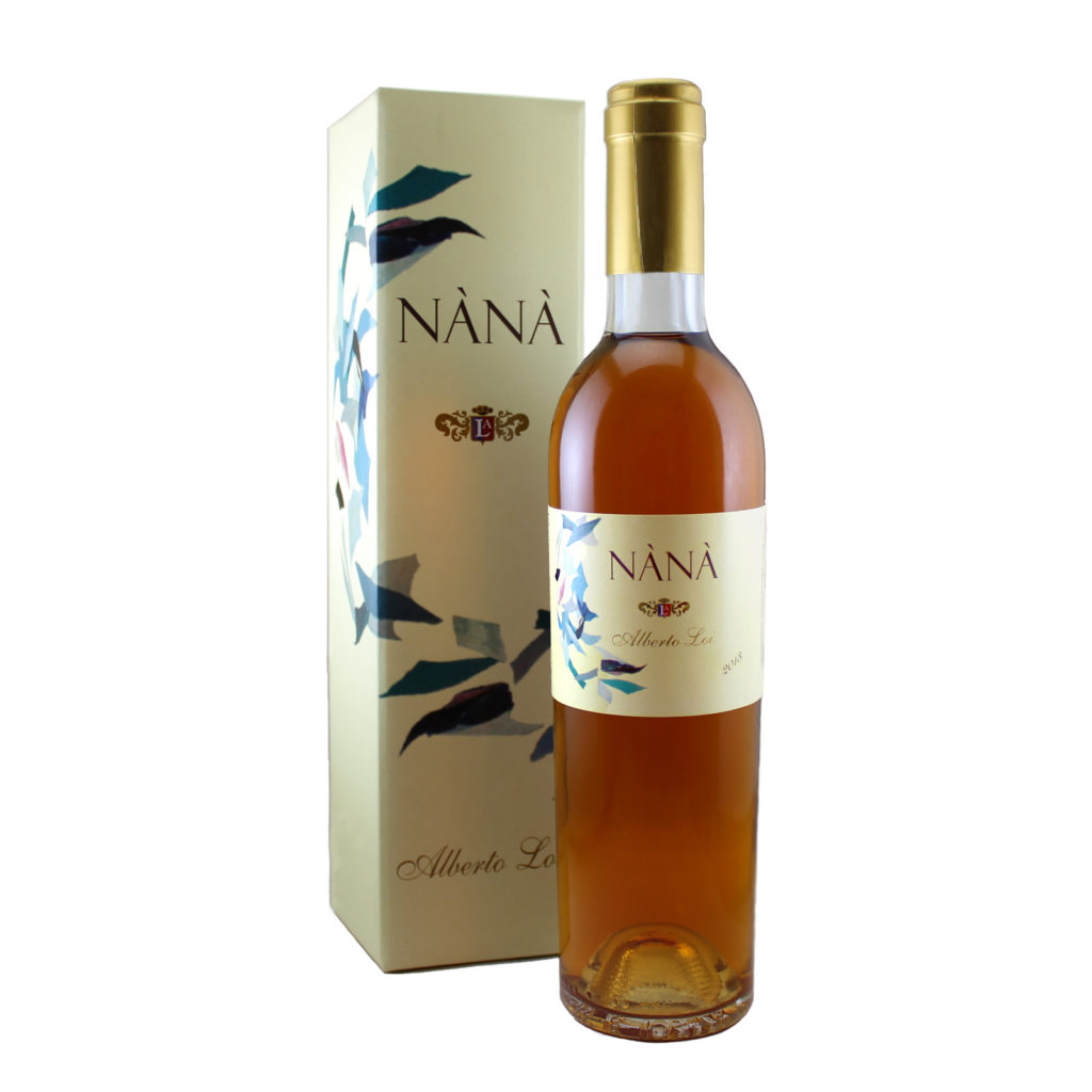 Nana Alberto Loi Cantina