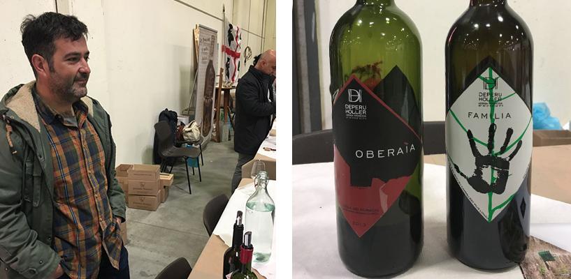 Carlo Deperu e i suoi vini